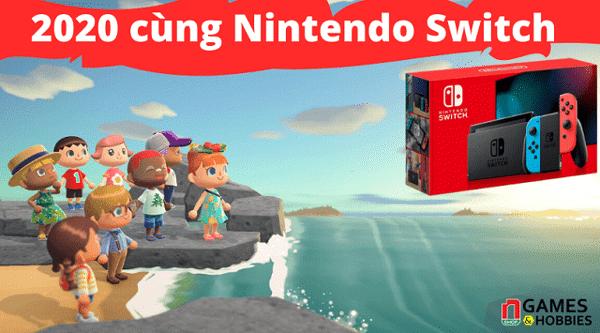 nintendo switch trong nam 2020
