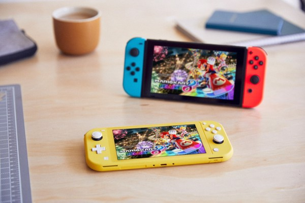 nintendo switch và nintendo switch lite