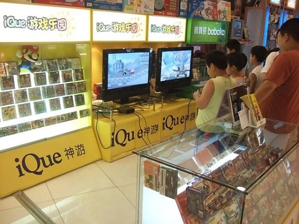 nintendos ique player in china plugnplay systems werent banned in 2000
