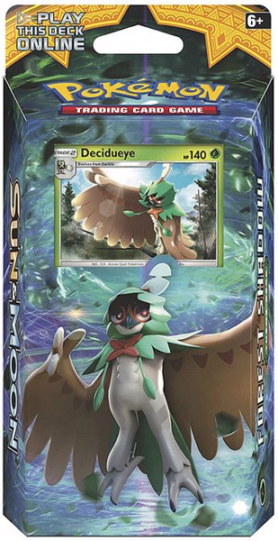 FOREST SHADOW THEME DECK POKEMON TRADING CARD GAME