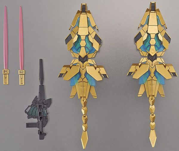 nơi bán Unicorn Gundam Phenex Narrative SD Cross Silhouette