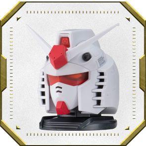 gunpla shop bán Exceed Model Gundam Head 2 RX-78-01 Gundam Local Type