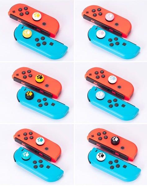 Núm bọc tay mèo cho Joy-con Switch