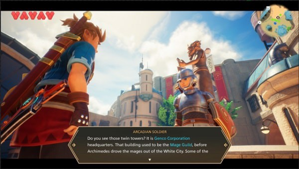 Oceanhorn 2 Knights of the Lost Realm 3-min