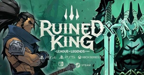 Ruined King League of Legends Story trên Nintendo Switch LoL LMHT PS4 PS5 Xbox Series X S