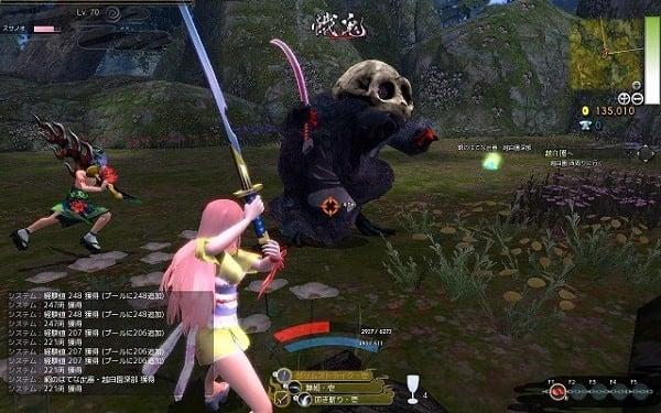 Onigiri game ps4 free anime gameplay