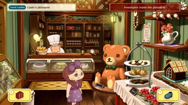 Laytons Mystery Journey Katrielle and the Millionaires cho Nintendo Switch