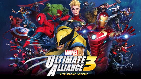 shop game bán Marvel Ultimate Alliance 3 The Black Order Nintendo Switch