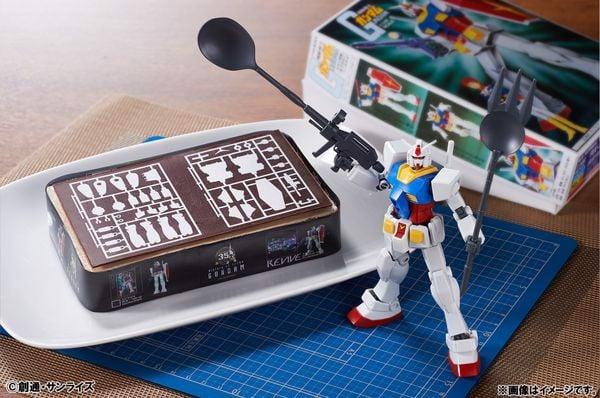 p-bandai chocolate 35 năm gundam