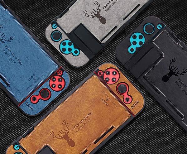 mua bán ốp lưng Nintendo Switch The Alley Phụ kiện cao cấp bảo vệ Joycon giá rẻ