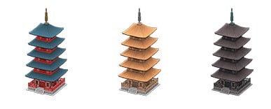 Pagoda trong Animal Crossing New Horizons