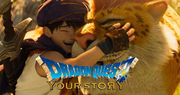 phim Dragon Quest Your Story chiếu rạp