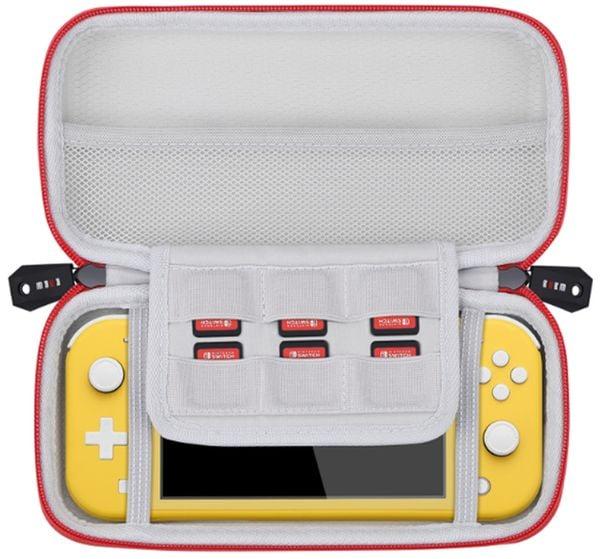 phụ kiện Case đựng Nintendo Switch Lite Super Bubm Run chính hãng