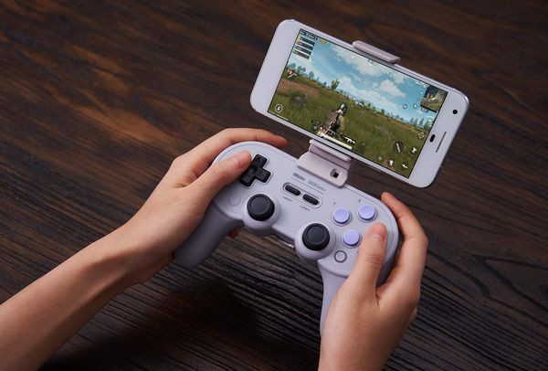 phụ kiện game Tay Controller 8BitDo SN30 Pro+ cho Nintendo Switch