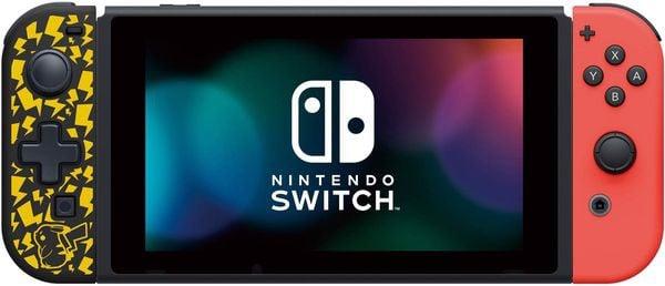 phụ kiện HORI D-Pad Controller Joy-con Left Nintendo Switch Pikachu