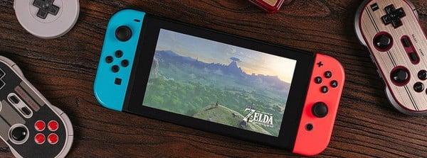 Phụ kiện nên mua kèm Nintendo Switch tại nShop