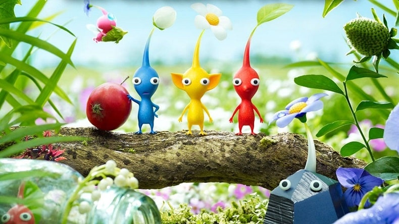 pikmin 3 deluxe nintendo switch review
