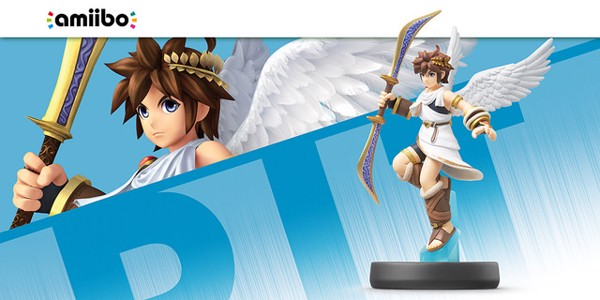 Pit amiibo Super Smash Bros Series nshop