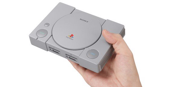 Playstation Classic Sony Việt Nam