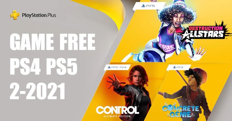 playstation plus free game 2-2021