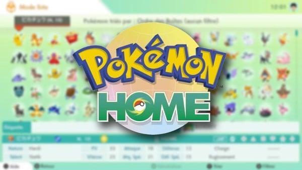 Pokemon Home miễn phí
