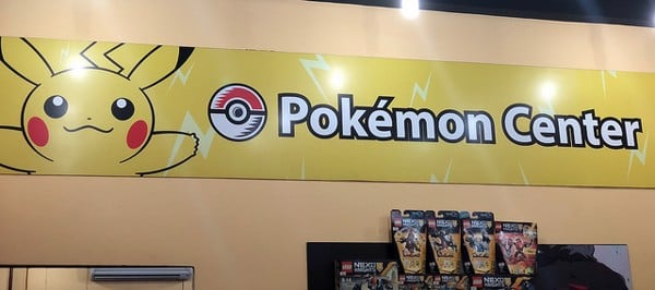Pokémon Center tại nShop