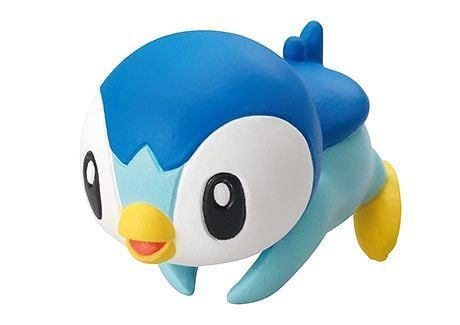 Pokemon Cord Keeper Tsunagete Pokemon 2 Piplup Pochama