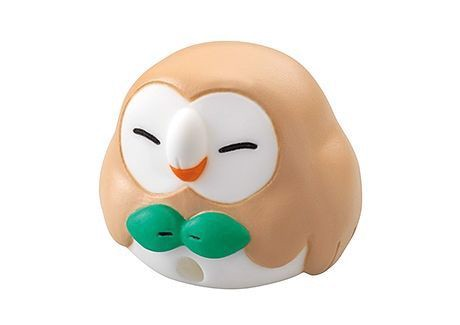 Pokemon Cord Keeper Tsunagete Pokemon 2 Rowlet Mokuroh