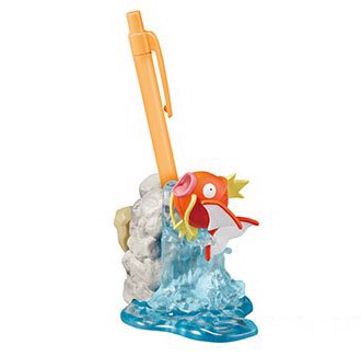 Pokemon Diorama Desktop Figure  Magikarp Koiking