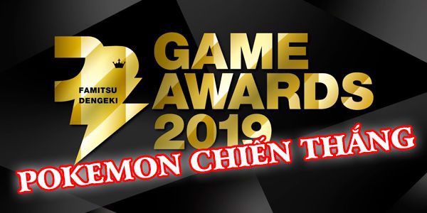 pokemon game of the year 2019
