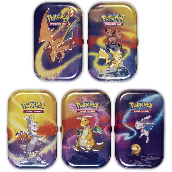 cửa hàng bán bài Pokemon Kanto Power Mini Tin