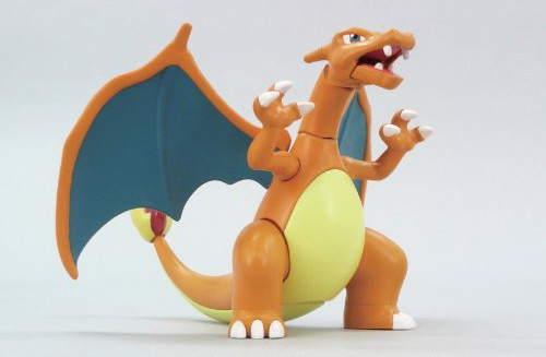 POKEMON PLAMO CHARIZARD EVOLUTION