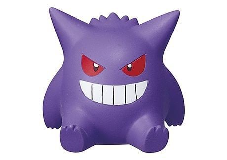 Pokemon Purupuru Collection Gengar Gangar