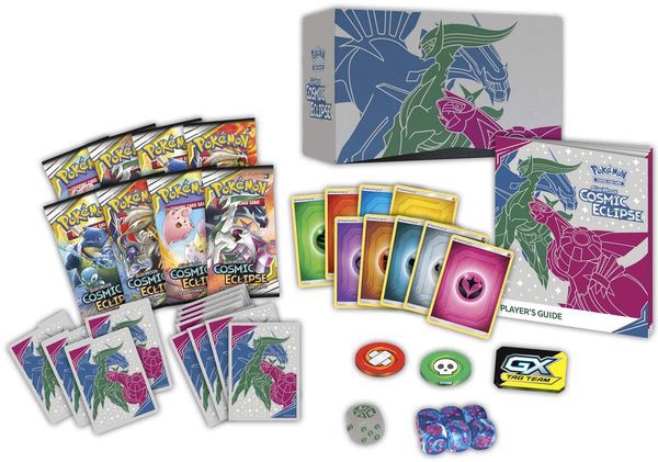 pokemon shop bán bài Pokemon Cosmic Eclipse Elite Trainer Box