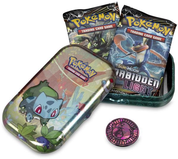 pokemon shop bán bài Pokemon Kanto Friends Mini Tin Bulbasuar