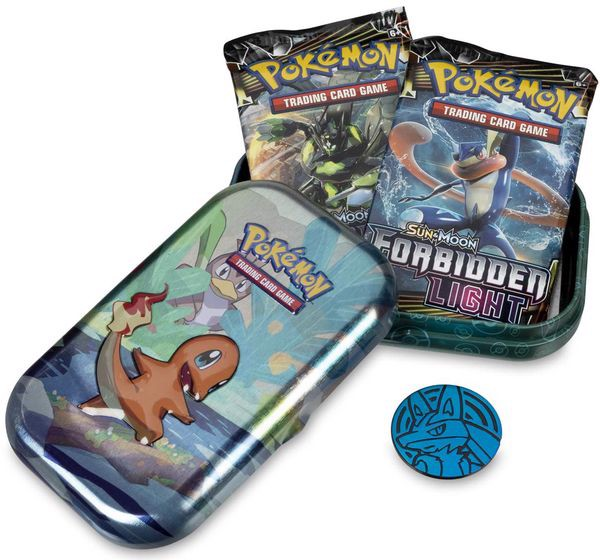 pokemon shop bán bài Pokemon Kanto Friends Mini Tin Charmander