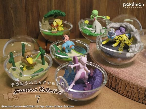 pokemon shop bán Pokemon Terrarium Collection 7 giá rẻ