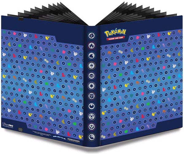 POKEMON SILHOUETTES PRO BINDER 9 POCKET