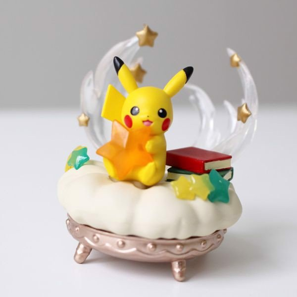 Pokemon Starry Night Starrium pikachu sao