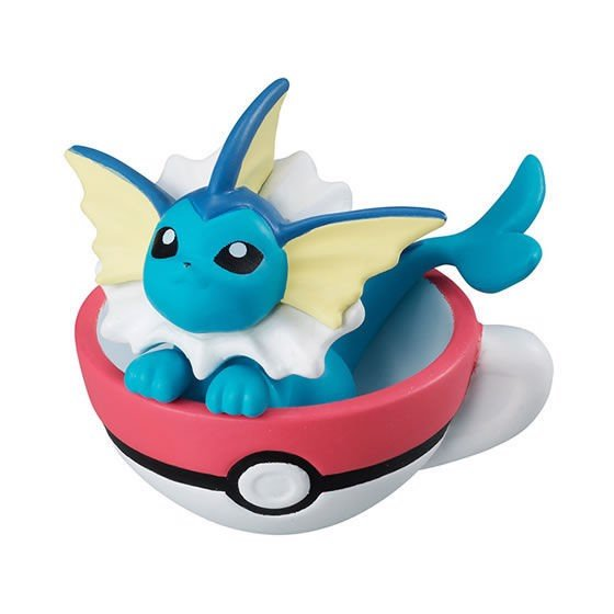 Pokemon Tea Cup Time Mascot 5 Vaporeon