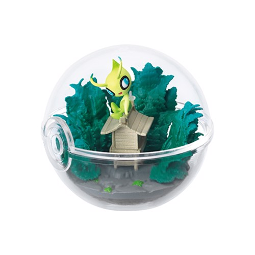 Pokemon Terrarium Collection 3 Celebi
