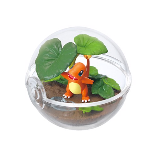 Pokemon Terrarium Collection 3 Charmander Hitokage