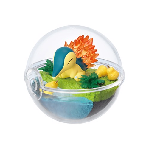 Pokemon Terrarium Collection 3 Cyndaquil Hinoarashi