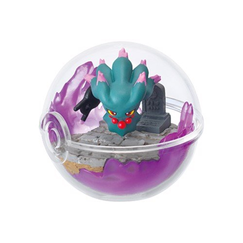 Pokemon Terrarium Collection 3 Misdreavus Muma