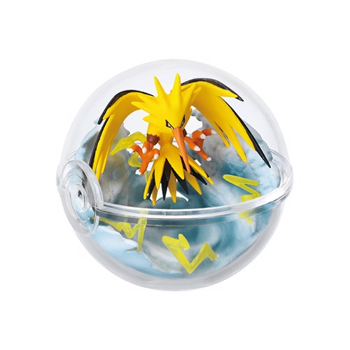 Pokemon Terrarium Collection 3 Zapdos Thunder