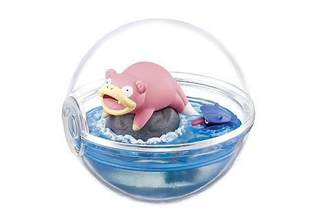 Figure Pokemon Terrarium Collection 4 Slowpoke Yadon Re-Ment