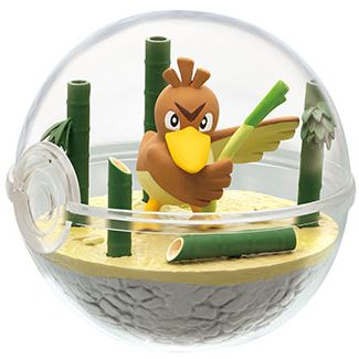Pokemon Terrarium Collection 7 Farfetchd