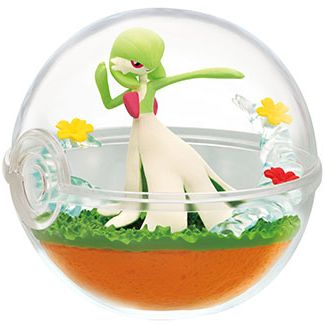 Pokemon Terrarium Collection 7 Gardevoir