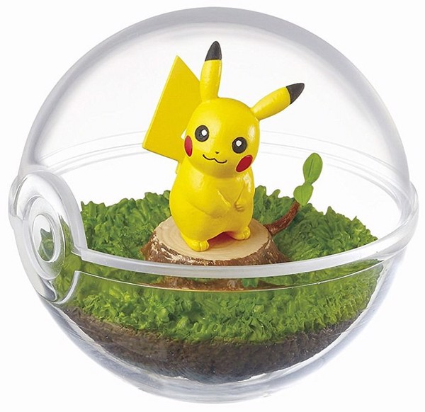 Pokemon Terrarium Collection Pikachu