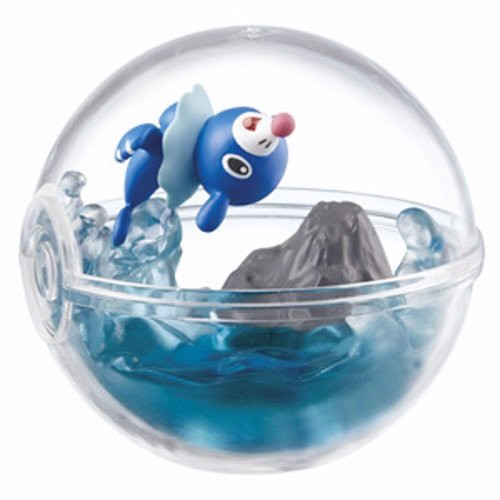 Pokemon Terrarium Collection EX Alola Popplio Ashimari